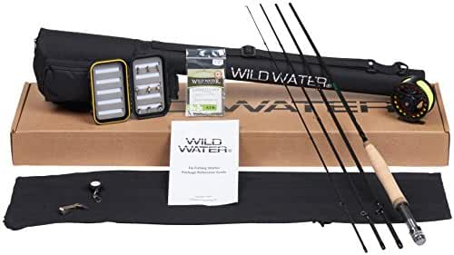 Wild Water Fly Fishing Complete 5/6 Starter Package