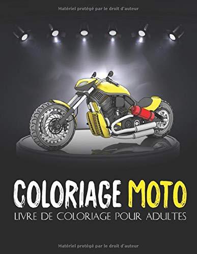 Amazon Coloriage Moto Livre De Coloriage Pour Adultes Une Collection Des Plus Belles Motos Pour Les Garcons Et Les Filles Grand Format Publication Zyf Livre De Coloriage Book Design