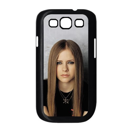 Avril Lavigne Cool Fashion Series Customized Special DIY Hard Back Case Cover for Samsung Galaxy S3 - Htc Case One Otterbox S