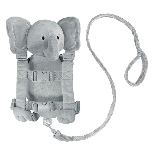 Goldbug - Animal 2 in 1 Child Safety Harness - Elephant (Elephant 1)