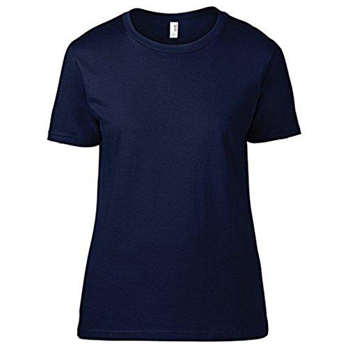 Anvil - Camiseta - para mujer azul marino