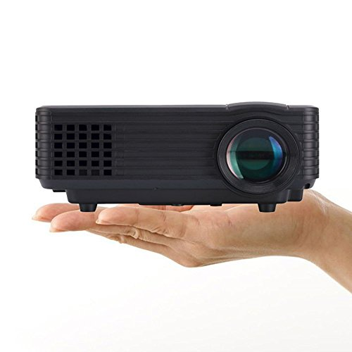 Video projector warranty included xinda wired mirror for Mirror mini projector