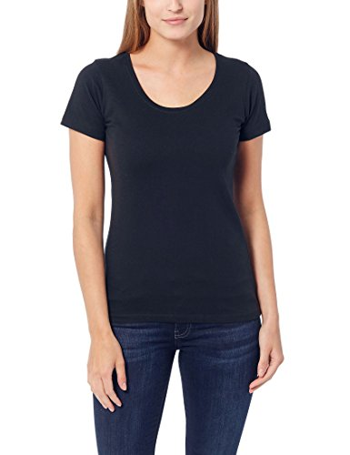 In Berydale Tondo shirt T Scollo Donna Diversi Da 3 dunkelblau Colori Con Confezione Blu XXzwx