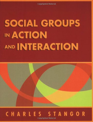 Social Groups in Action and Interaction