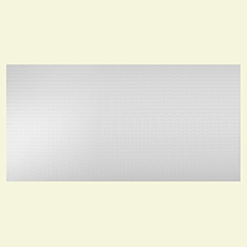 Genesis - Classic Pro White 2x4 Ceiling Tiles 4 mm thick (carton of 10) by Genesis