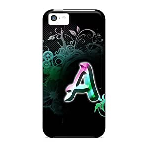 Personality customization A Rainbow Durable Iphone 5c Case At P-insa Case