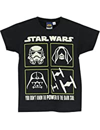 Boys' Star Wars T-Shirt Glow in the Dark