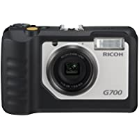 RICOH Digital Camera G700 12.10MPS x5 Optical zoom Wide range28mm Water Proof 5m Shock resist