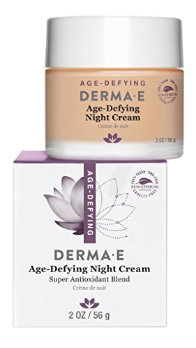 DERMA E Age-Defying Night Cream 2 oz