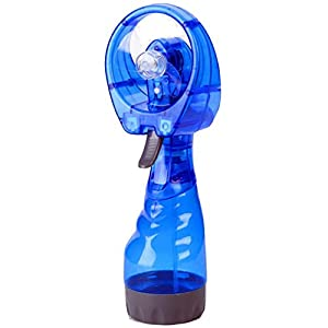 Sulear New Portable Hand held Cooling Cool Water Spray Misting Fan Mist Travel Beach