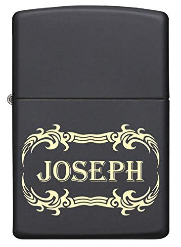 Custom Zippo Lighter Personalized Laser Engraved