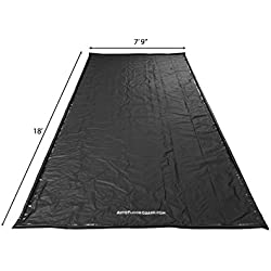 "NEW AutoFloorGuard Heavy Duty 7'9""x18' Midsize Containment Mat"