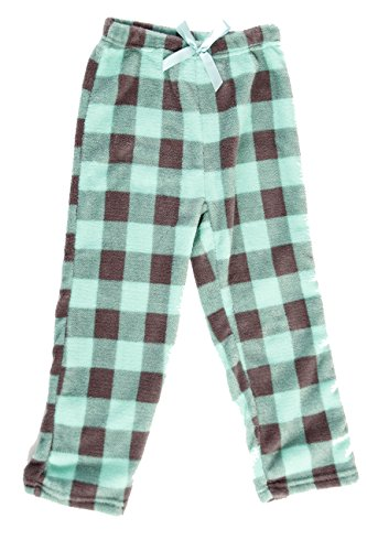 45501-MNTCHR-10-12 Just Love Plush Pajama Pants for Girls