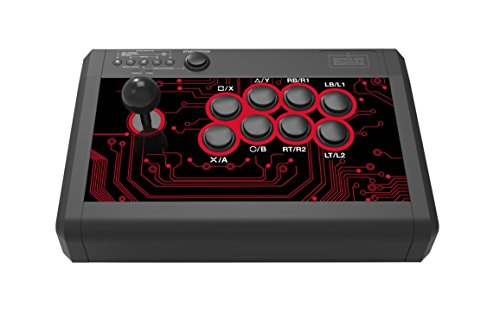 Arcade Fight Stick Joystick for PS4 PS3 XBOX ONE 360 PC ANDROID & SWITCH ()