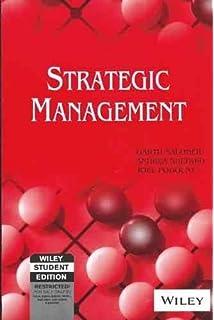 strategic management saloner