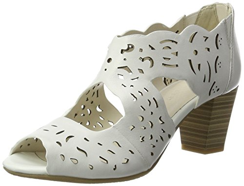Gerry Weber Women Pumps Bianco, (weiss) G13009852 / 000 Weiss