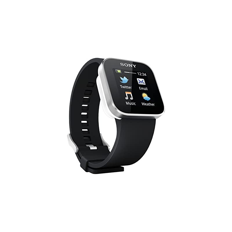Sony SmartWatch US version 1 Android Blu