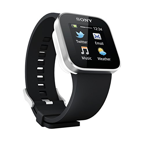 Price comparison product image Sony SmartWatch US version 1 Android Bluetooth USB Retail Box