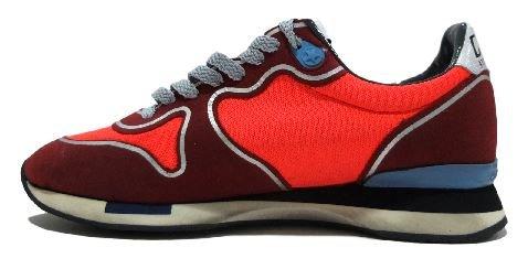 golden goose , Damen Sneaker rosso e arancio