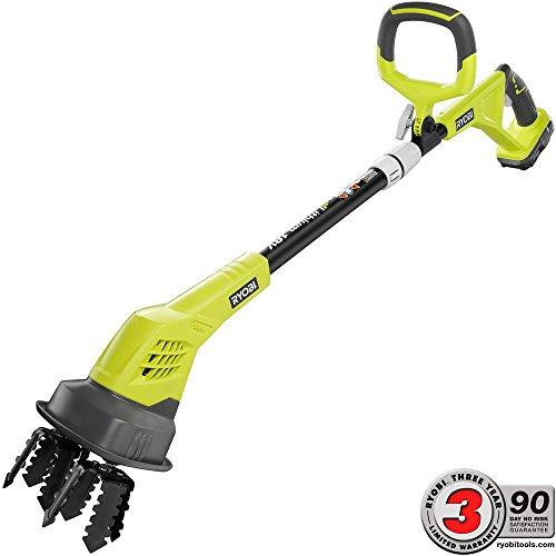 Ryobi ONE+ 18-Volt Cordless Battery Cultivator - 1.3 Ah Battery and Charger Included by RyobiOne+