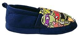 Teenage Mutant Ninja Turtles Toddler Boys Slippers (11-12)