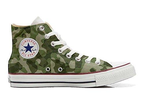 Prodotto Mimetiche Star unisex Sneaker personalizzate Artigianale All CONVERSE xqAFXw0w