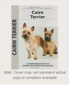 VDISC Cairn Terrier Kennel Club Book by Jamieson