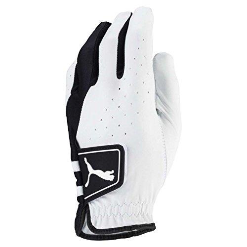 Puma Golf 2018 Men's Pro Formation Hybrid Golf Glove (Bright White-Puma Black, Large, Left Hand) ()