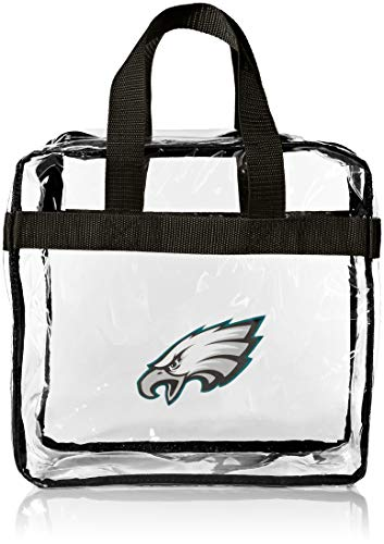 (NFL Philadelphia Eagles Clear See Thru Messenger Bag, Philadelphia Eagles )