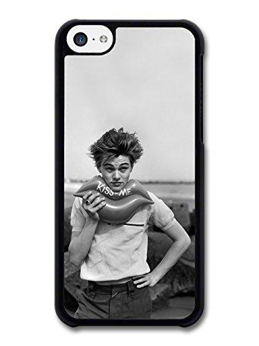 Leonardo Dicaprio Young Kiss Me coque pour iPhone 5C
