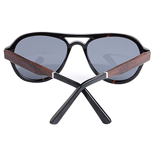 Soleil de de Black de Nuances Verres Couleur Unisexe Bleus Protection Style UV400 Black Yxsd Créateurs Lunettes aviateur cUSnaqEW