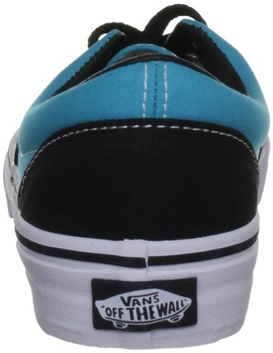 Era Vans Baskets Adulte black Skateboard scuba Noir Schwarz Mixte rrId7wx