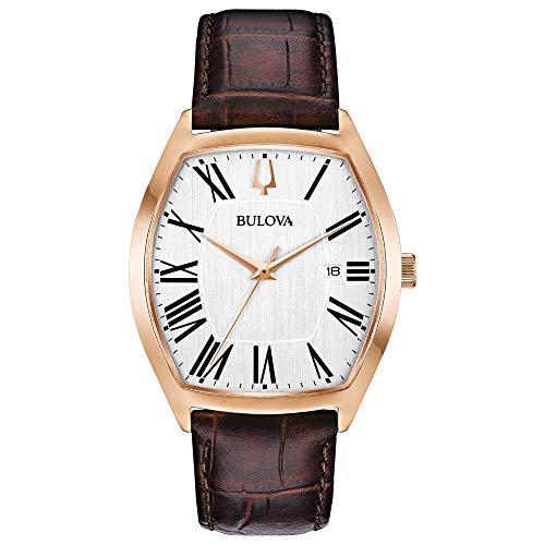 Bulova Dress Watch (Model: - Tonneau Watch Case