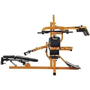 Powertec Fitness Workbench Multi System, Black