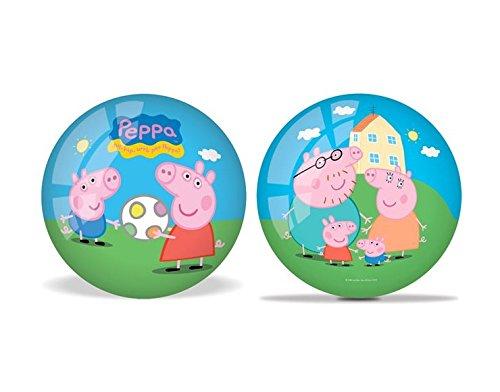 Mondo Ball - Mondo Rubber Ball Peppa 23cm