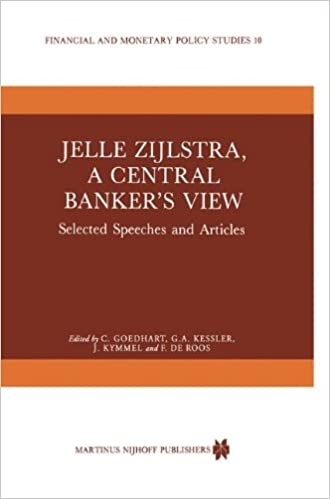 Elitetorrent Descargar Jelle Zijlstra, A Central Banker's View: Selected Speeches And Articles Epub Ingles