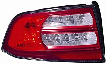 PAIR TAIL LIGHT 07-08 NEW ACURA T.L TYPE S MODEL