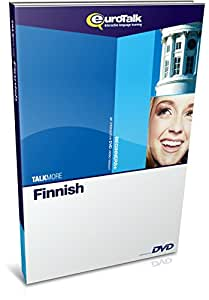 EuroTalk Interactive - Talk More! Finnish; an interactive language learning DVD for beginners+ [Interactive DVD]