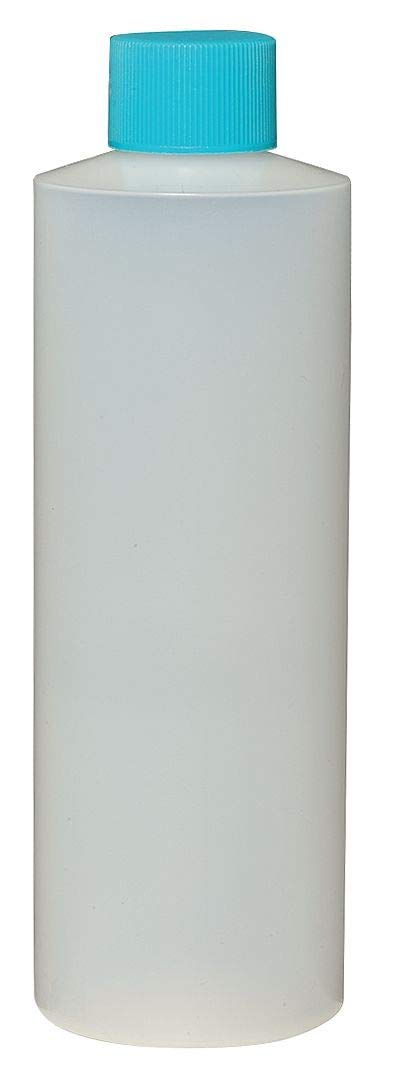250mL Precleaned Bottle, Narrow Mouth, High Density Polyethylene, PK 24 - 3TRL2