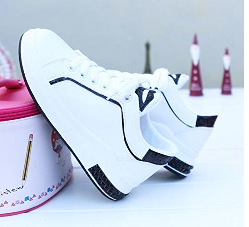 KHSKX-New Winter Thick White Shoes Han All-Match Casual Shoes Shoes Students Shoes Thirty-nine