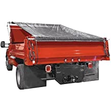 TruckStar Dump Tarp Roller Kit - 7ft. x 12ft. Mesh Tarp, Model# DTR7012