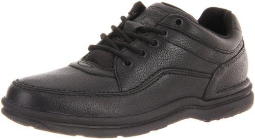 Rockport Men's World Tour Classic Walking Shoe,Black,6.5 M US