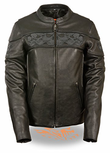 Shaf Leather Jacket - 3