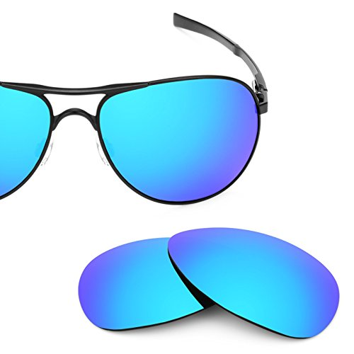 645fd94874 Revant Polarized Replacement Lenses for Oakley Plaintiff Ice Blue  MirrorShield by Revant (Image  1