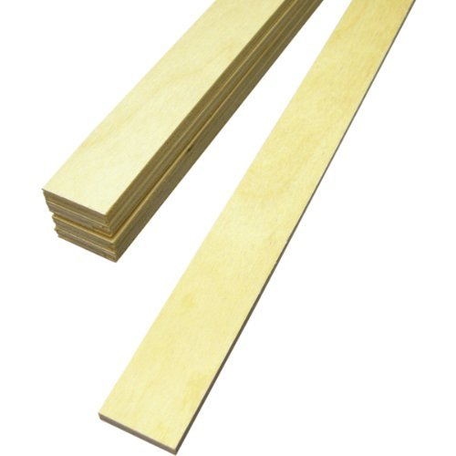 Plywood Slats 1X 25X36  Set Of 5 By Mid West