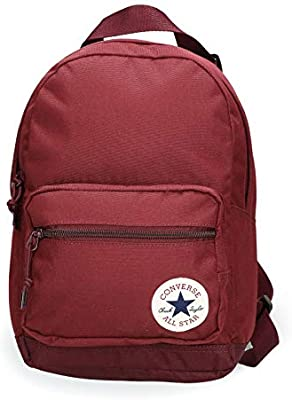 Converse Go Lo Backpack, Dark burgundywine tasting: Amazon