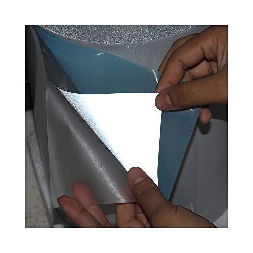 Reflective HTV Heat Transfer Vinyl 15 Roll (1 Yard)