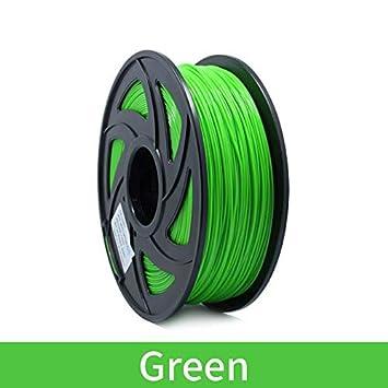 W-Shufang,3D 42 Colores Impresora 3D PLA 1KG 1.75mm Materiales de ...