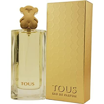 Tous Gold by Tous Women Perfume 3 oz Eau de Parfum Spray by T.O.U.S.