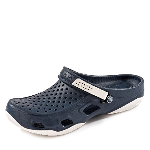 Clogs Weiß Deck Men Navy Crocs Swiftwater qtSg068
